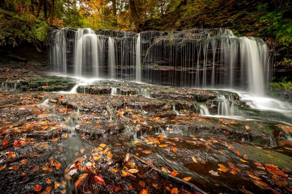 Ricketts Glen State Park, USA
